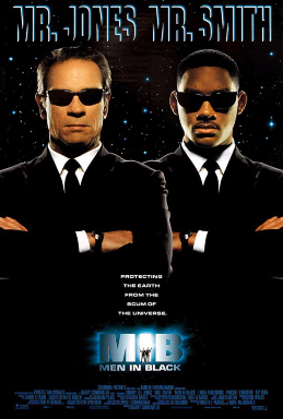 poster Men in Black (1997)