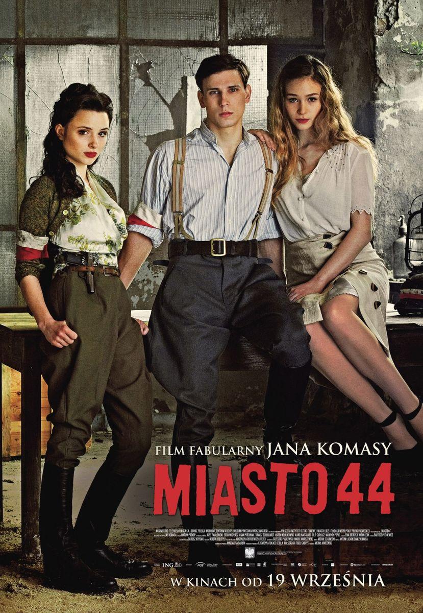 poster Miasto 44 (2014)