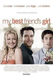 poster My Best Friend's Girl (2008)