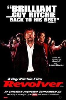 poster Revolver (2005)
