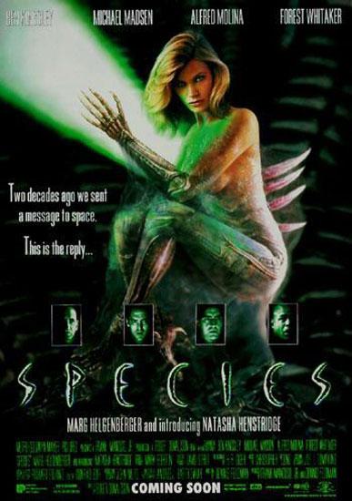 poster Species (1995)