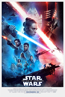 poster Star Wars Episode IX - The Rise of Skywalker (2019)