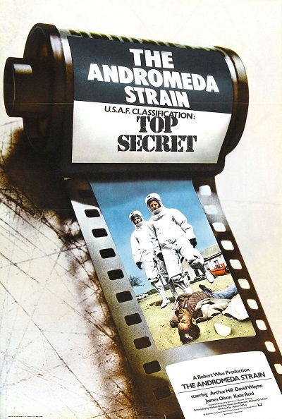 poster The Andromeda Strain (1971)