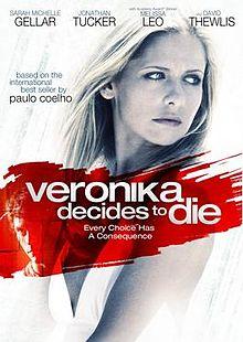 poster Veronika Decides to Die (2009)