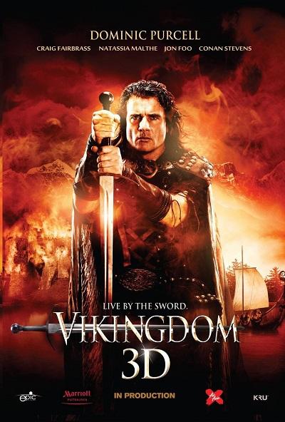 poster Vikingdom (2013)