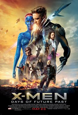 poster X-Men Days of Future Past (2014)