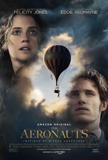 poster Aeronauts (2019)