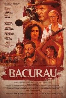 poster Bacurau (2019)