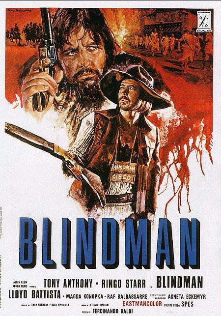 poster Blindman (1971)