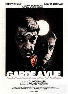 poster Garde a vue (1981)