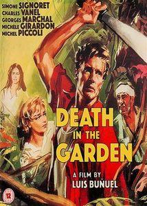 poster La mort en ce jardin (1956)