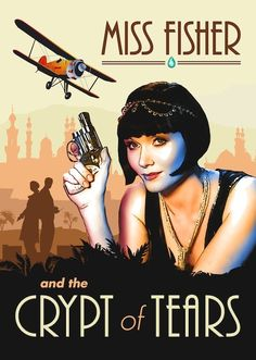 poster Miss Fisher & the Crypt of Tears