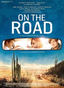 poster On the Road (2012)