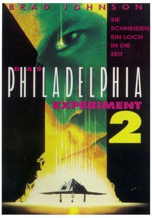 poster Philadelphia Experiment II (1993)