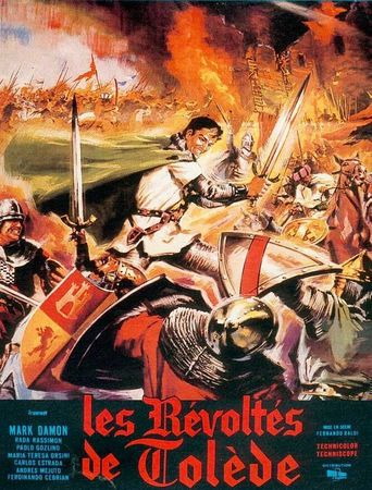poster Sfida al re di Castiglia (1963)