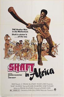 poster Shaft in Africa (1973)