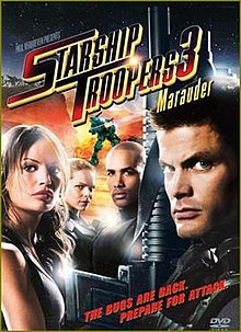 poster Starship Troopers 3 Marauder (2008)