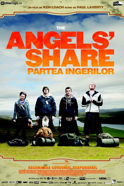 poster The Angels' Share (2012)