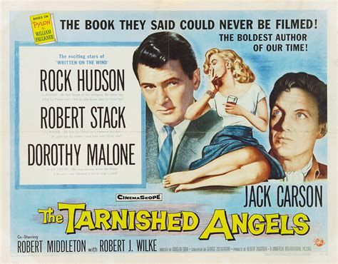 poster The Tarnished Angels (1957)