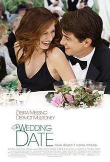poster The Wedding Date (2005)