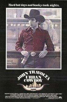 poster Urban Cowboy (1980)