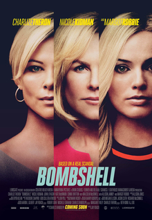poster Bombshell (2019)