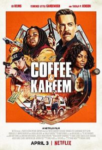 poster Coffee & Kareem (2020)