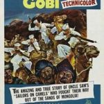 poster Destination Gobi (1953)