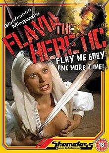 poster Flavia, la monaca musulmana (1974)