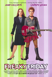 poster Freaky Friday (2003)