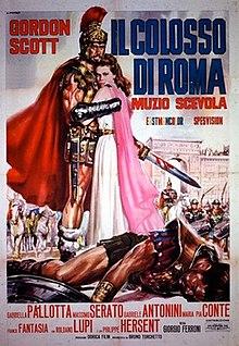 poster Il colosso di Roma (1964)