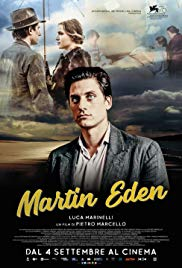 poster Martin Eden (2019)