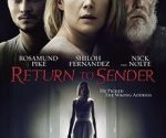 poster Return to Sender (2015)