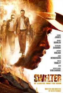 poster Swelter (2014)
