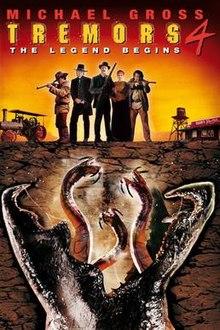 poster Tremors 4 The Legend Begins (2004)