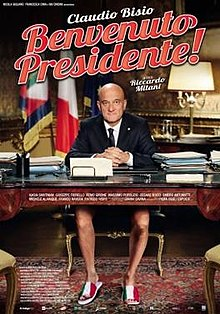 poster Welcome Mr. President! (2013)