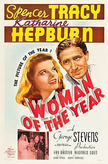 poster Woman of the Year (1942)