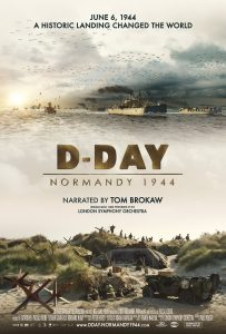 poster D-Day Normandy 1944 (2014)
