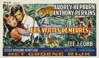poster Green Mansions (1959)