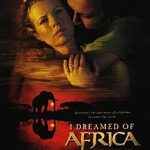 poster I Dreamed of Africa (2000)