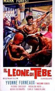 poster Il Leone di Tebe (1964)