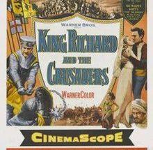 poster King Richard and the Crusaders (1954)