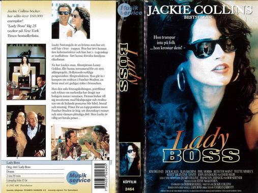 poster Lady Boss (1992)