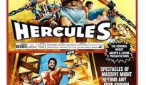 poster Le fatiche di Ercole (1958)