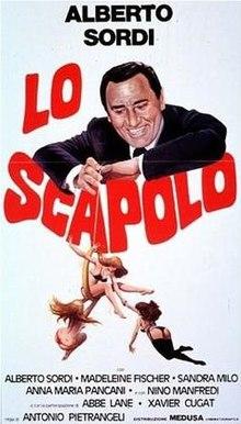 poster Lo scapolo (1955)