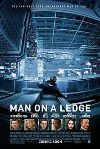 poster Man on a Ledge (2012)