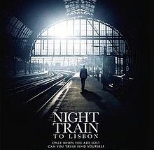poster Night Train to Lisbon (2013)