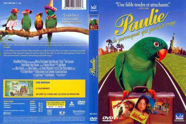 poster Paulie (1998)