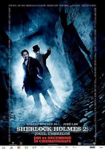 poster Sherlock Holmes A Game of Shadows (2011)