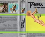 poster Tarzan, the Ape Man (1981)